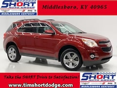 Used 2015 Chevrolet Equinox LT w/2LT SUV for Sale in Middlesboro, KY at Tim Short Dodge Chrysler Jeep Ram