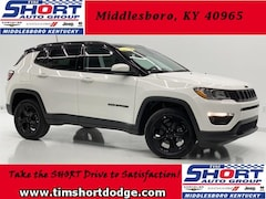 New 2019 Jeep Compass ALTITUDE 4X4 Sport Utility J1240 for sale in Middlesboro, KY at Tim Short Dodge Chrysler Jeep Ram