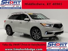 Used 2019 Acura MDX 3.5L Advance & Entertainment Pkgs SUV for Sale in Middlesboro, KY at Tim Short Dodge Chrysler Jeep Ram