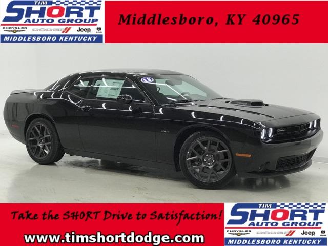New 2018 Dodge Challenger R/T SHAKER Coupe for Sale in Middlesboro, KY at Tim Short Dodge Chrysler Jeep Ram
