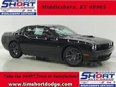 New 2018 Dodge Challenger R/T SHAKER Coupe D941 for sale in Middlesboro, KY at Tim Short Dodge Chrysler Jeep Ram