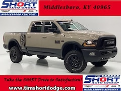 New 2018 Ram 2500 POWER WAGON CREW CAB 4X4 6'4 BOX Crew Cab 3C6TR5EJ1JG415348 for Sale in Middlesboro, KY at Tim Short Dodge Chrysler Jeep Ram