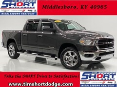 New 2019 Ram 1500 BIG HORN / LONE STAR CREW CAB 4X4 5'7 BOX Crew Cab for sale in Middlesboro, KY at Tim Short Dodge Chrysler Jeep Ram