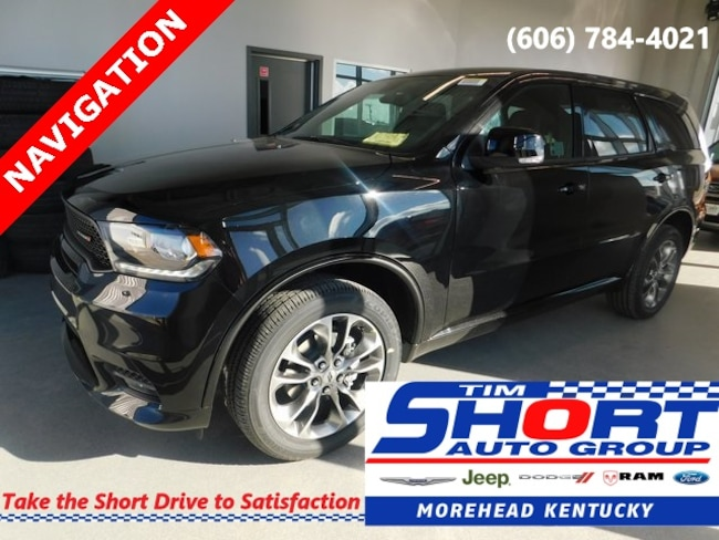 New 2019 Dodge Durango GT PLUS AWD Sport Utility For Sale/Lease Morehead, KY