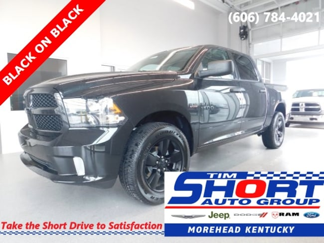New 2018 Ram 1500 EXPRESS CREW CAB 4X4 5'7 BOX Crew Cab For Sale/Lease Morehead, KY