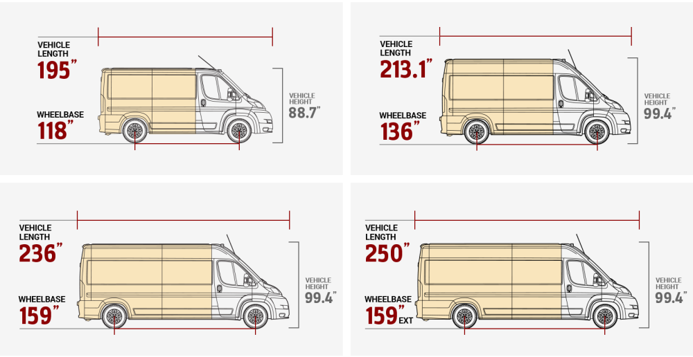 Ram Promaster Van Interior Dimensions Best Accessories Home 2017