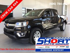 Used 2017 Chevrolet Colorado LT Truck in Morehead, KY