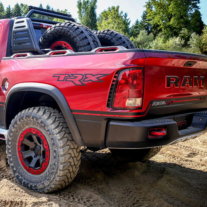 2017 Ram Rebel Trx Price >> 2017 Ram 1500 Rebel TRX Concept Truck Info | Tim Short ...
