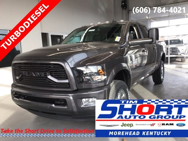 New 2018 Ram 2500 BIG HORN CREW CAB 4X4 6'4 BOX Crew Cab For Sale/Lease Morehead, KY