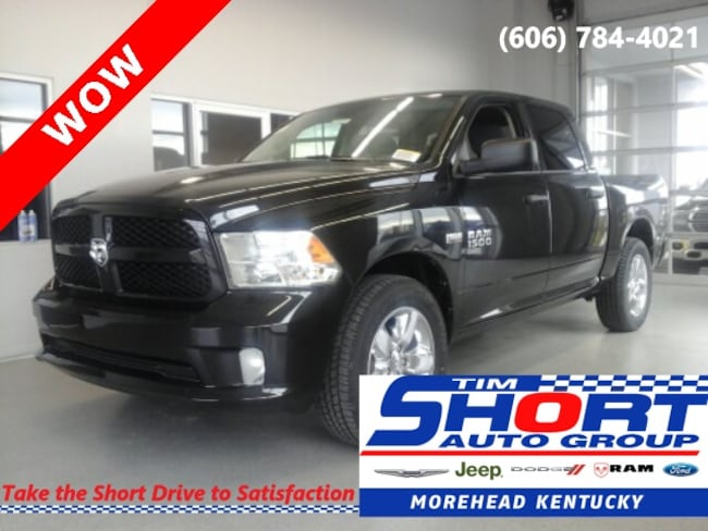 New 2019 Ram 1500 CLASSIC EXPRESS CREW CAB 4X2 5'7 BOX Crew Cab For Sale/Lease Morehead, KY