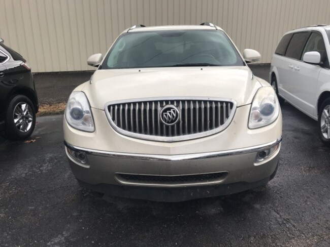 Used 2011 Buick Enclave SUV For Sale Hazard, Kentucky