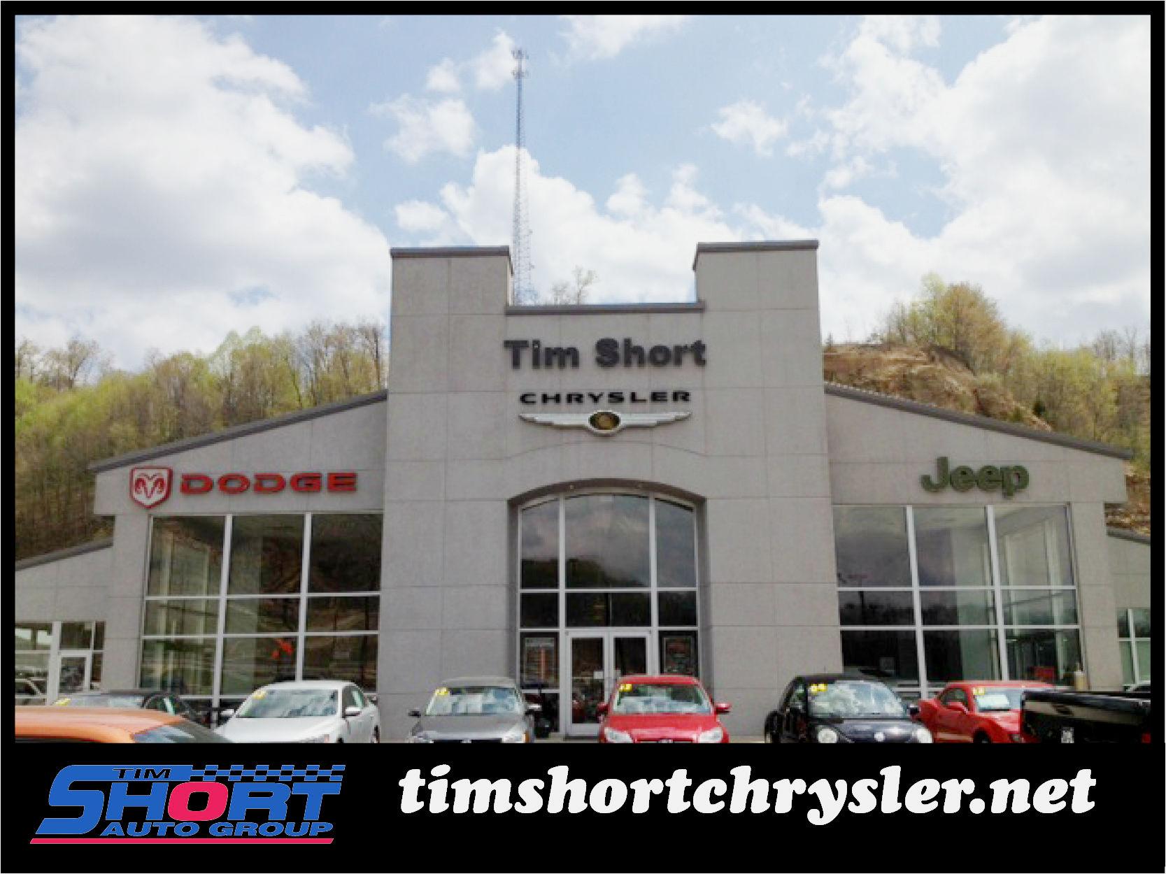 Tim Short Dodge >> About Tim Short Chrysler of Hazard | Chrysler Dodge Jeep ...