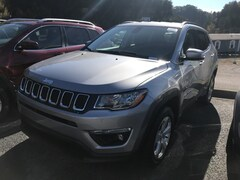 New 2019 Jeep Compass LATITUDE 4X4 Sport Utility Hazard, KY