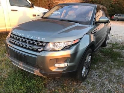 Tim Short Hazard >> Used 2015 Land Rover Range Rover Evoque For Sale Hazard Ky Stock