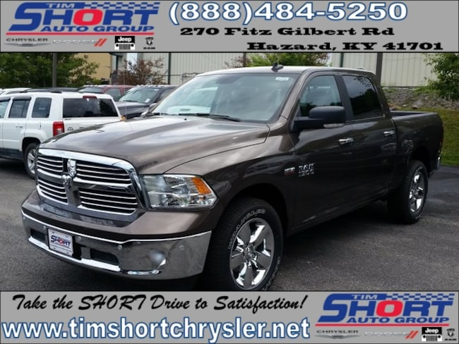 New 2018 Ram 1500 BIG HORN CREW CAB 4X4 5'7 BOX Crew Cab For Sale/Lease Hazard, Kentucky