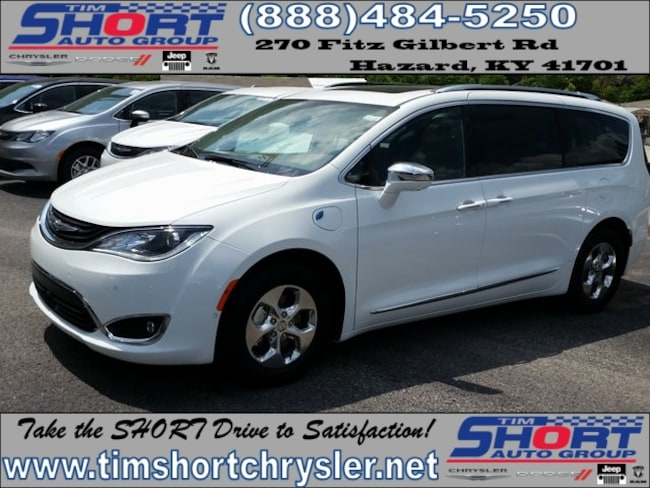 New 2018 Chrysler Pacifica Hybrid LIMITED Passenger Van For Sale/Lease Hazard, Kentucky