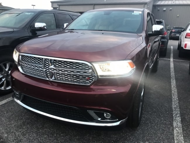 New 2019 Dodge Durango CITADEL AWD Sport Utility For Sale/Lease Hazard, Kentucky