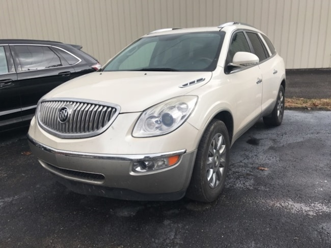 used 2011 buick enclave for sale hazard ky stock 3670a. Black Bedroom Furniture Sets. Home Design Ideas