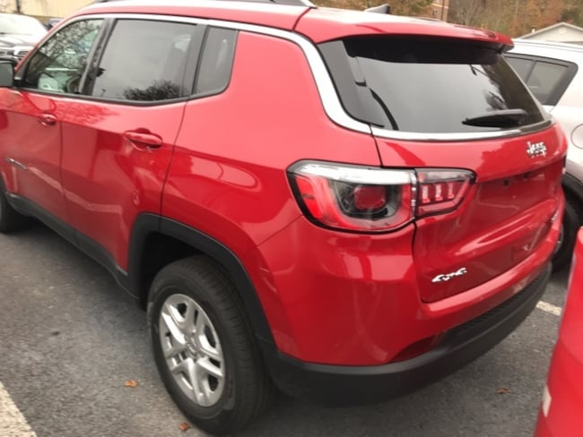 New 2019 Jeep Compass For Sale/Lease Hazard, KY | VIN ...