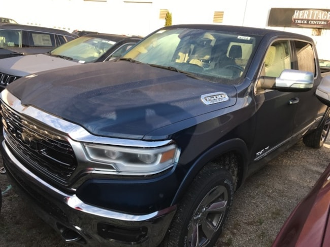 New 2019 Ram 1500 LIMITED CREW CAB 4X4 6'4 BOX Crew Cab For Sale/Lease Hazard, Kentucky