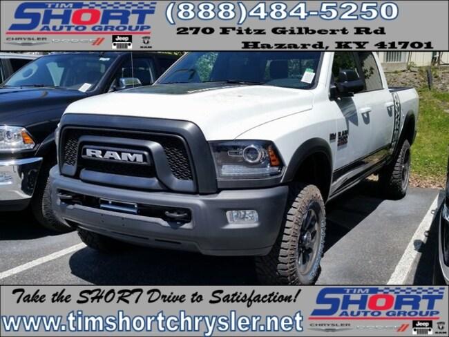 New 2018 Ram 2500 POWER WAGON CREW CAB 4X4 6'4 BOX Crew Cab For Sale/Lease Hazard, Kentucky