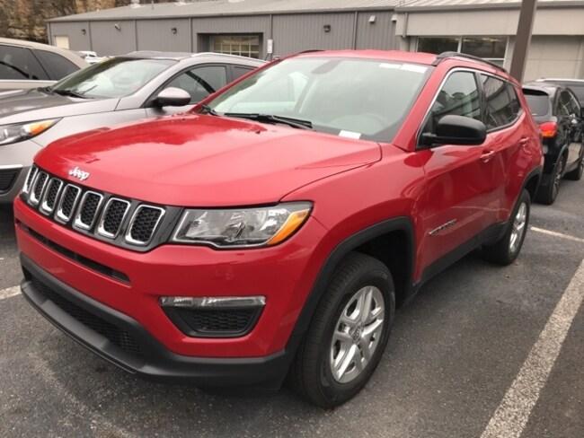New 2019 Jeep Compass SPORT 4X4 Sport Utility For Sale/Lease Hazard, Kentucky