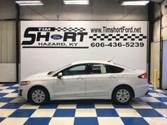 New 2019 Ford Fusion S Sedan for Sale in La Follette, TN