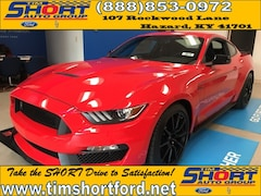 New 2018 Ford Shelby GT350 Coupe 1FA6P8JZ5J5503129 for Sale in La Follette, TN