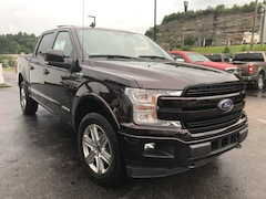 New 2018 Ford F-150 Truck SuperCrew Cab for Sale at Tim Short Ford of Morehead KY