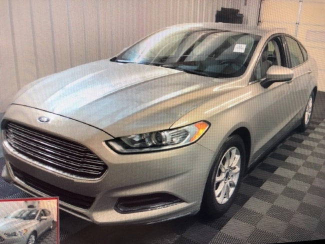 Tim Short Ford >> Used 2015 Ford Fusion For Sale At Tim Short Superstore Vin