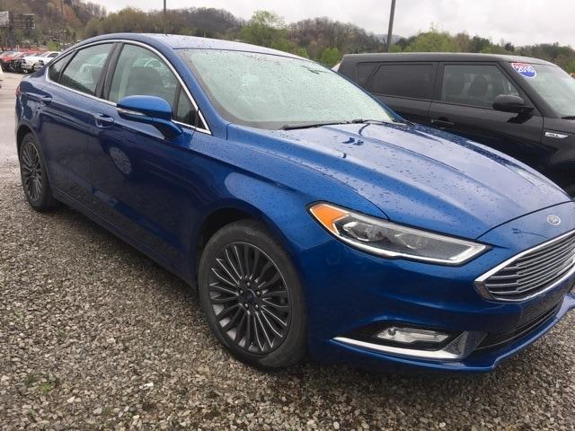 2017 Ford Fusion SE for sale VIN: 3FA6P0H97HR111249