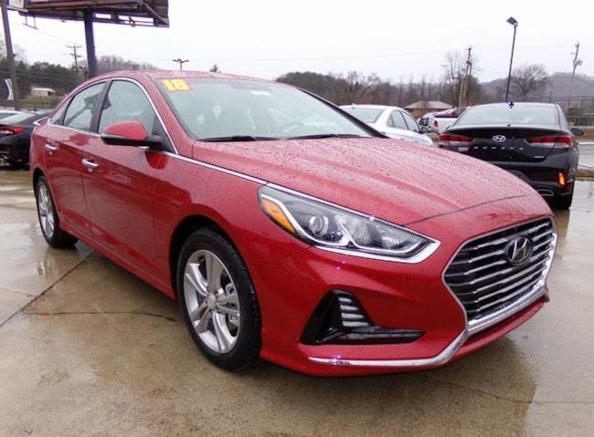 New 2018 Hyundai Sonata SEL Sedan For Sale Pikeville, KY
