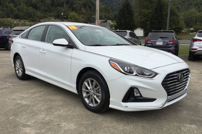 New 2018 Hyundai Sonata SE Sedan For Sale Pikeville, KY