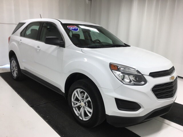 2017 Chevrolet Equinox LS for sale VIN: 2GNFLEEK1H6114270