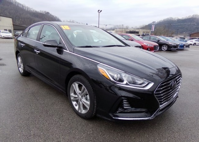 New 2018 Hyundai Sonata SEL Sedan For Sale Pikeville, KY