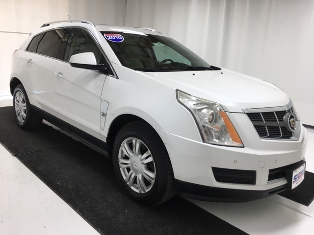2010 Cadillac SRX Luxury Collection for sale VIN: 3GYFNDEY7AS620849