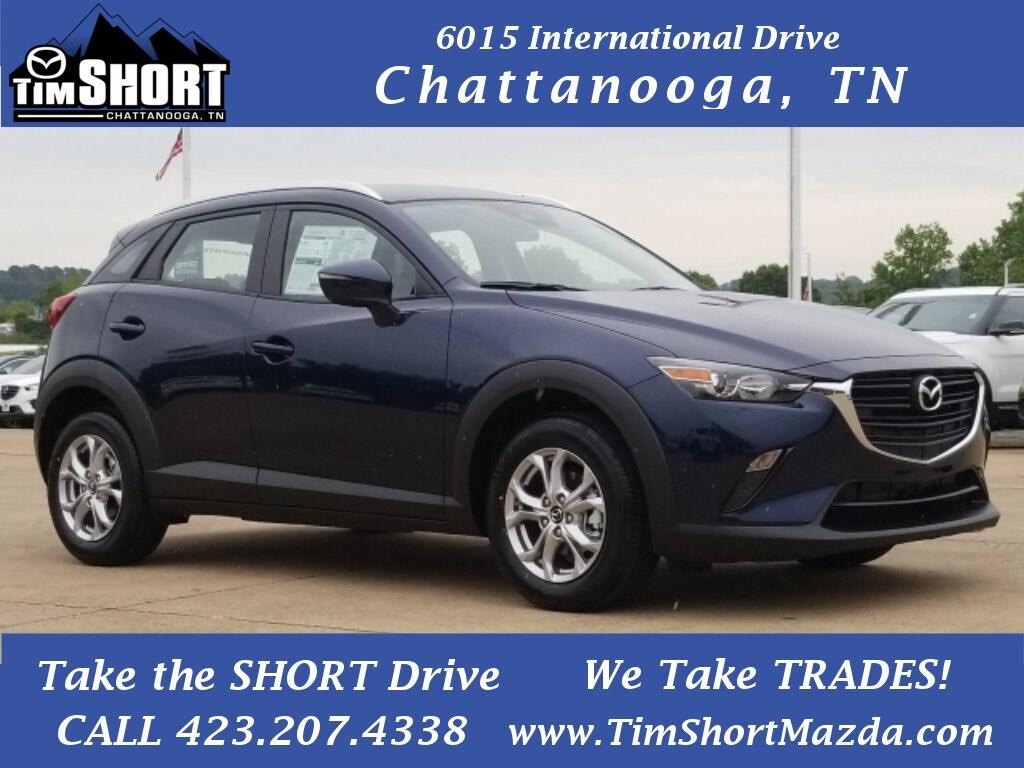 New Featured 2019 Mazda Mazda CX-3 Sport SUV for sale near you in Chattanooga, TN