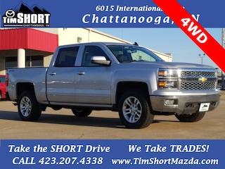 Used 2015 Chevrolet Silverado 1500 for sale near you in Chattanooga, TN