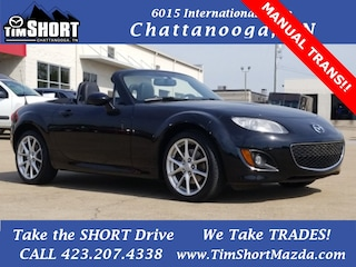 Used 2012 Mazda Mazda MX-5 Miata Grand Touring (M6) Convertible for sale in Chattanooga, TN