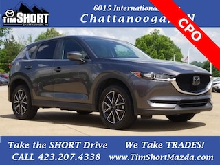 Certified pre-owned 2018 Mazda Mazda CX-5 Touring SUV for sale near you in Chattanooga, TN