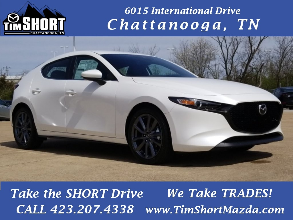 New Featured 2019 Mazda Mazda3 Preferred Package Hatchback for sale near you in Chattanooga, TN