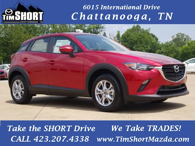 New Mazda 2019 Mazda Mazda CX-3 Sport SUV For Sale/Lease in Chattanooga, TN