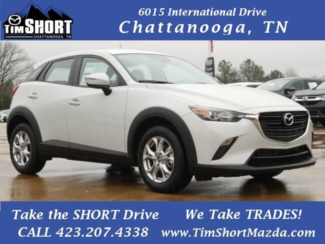 New Mazda 2019 Mazda Mazda CX-3 Sport SUV For Sale/Lease in Chattanooga, TN