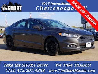 Used 2016 Ford Fusion SE Sedan for sale in Chattanooga, TN