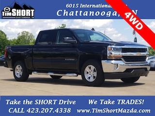 Used 2017 Chevrolet Silverado 1500 for sale near you in Chattanooga, TN