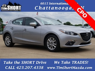 Certified pre-owned 2016 Mazda Mazda3 i Grand Touring Hatchback for sale near you in Chattanooga, TN