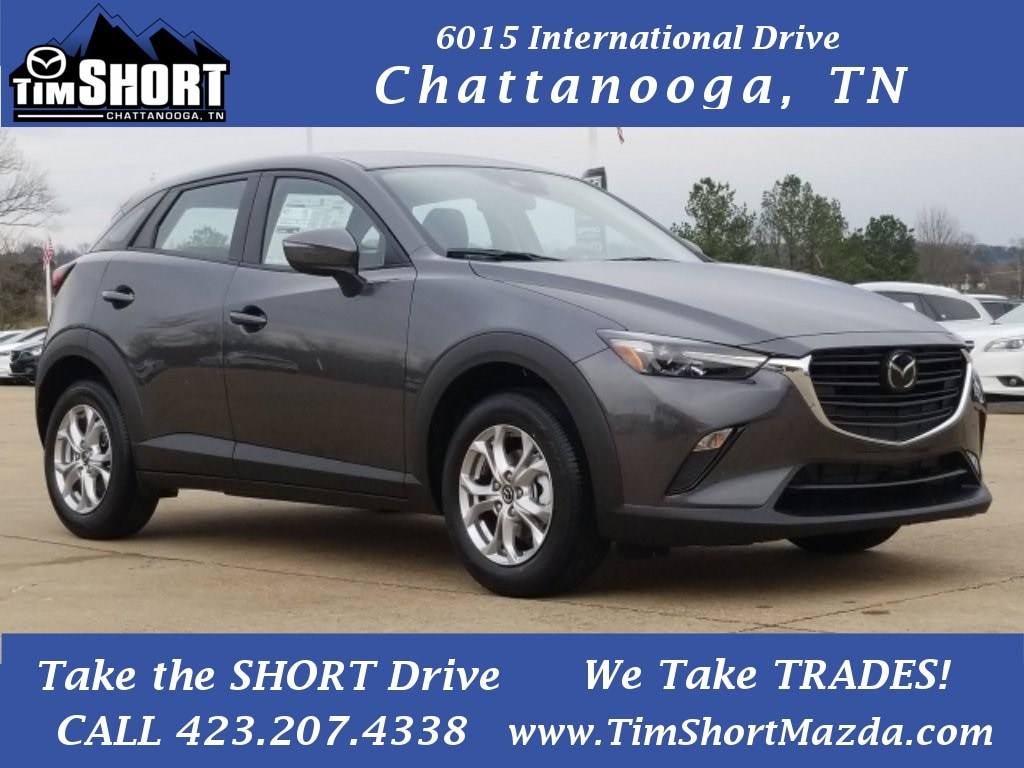 New Featured 2019 Mazda Mazda CX-3 Sport SUV for sale near you in Chattanooga, TN