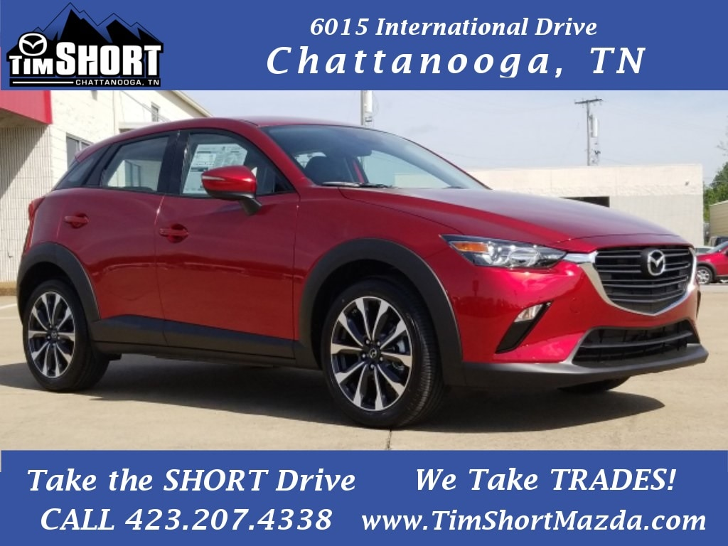 New Featured 2019 Mazda Mazda CX-3 Touring SUV for sale near you in Chattanooga, TN