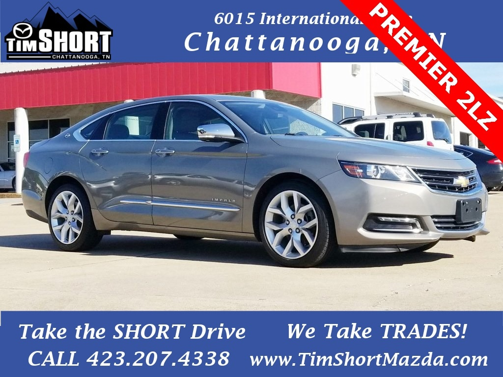 Pre-Owned Featured 2017 Chevrolet Impala Premier w/2LZ Sedan for sale near you in Chattanooga, TN