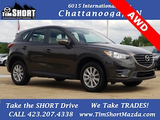 Certified pre-owned 2016 Mazda Mazda CX-5 Sport SUV for sale near you in Chattanooga, TN
